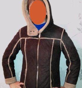 Зимняя куртка,48 размер