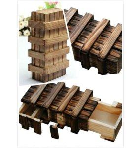 magic wood box