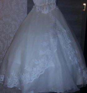 Свадебеое платье
