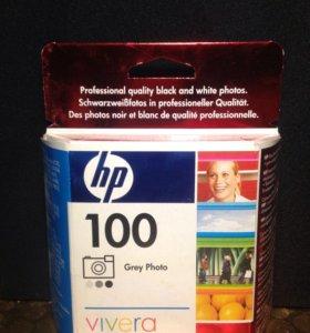Картридж HP 100
