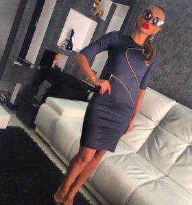 Новое платье на размер 40