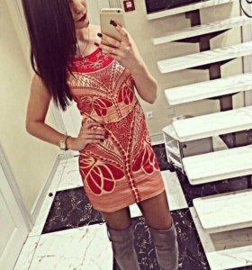 Новое платье размер 42