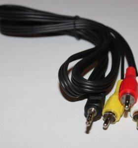 RCA 3.5мм SCART