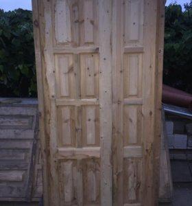 Двери и Окна Деревянные