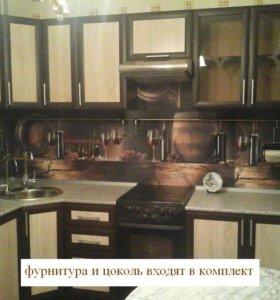 Кухонный гарнитур новый!