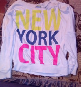 Кофточка New York City