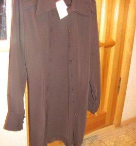 Жакет блузка 46-48