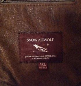 Куртка мужская состояние отличное размер 60-62