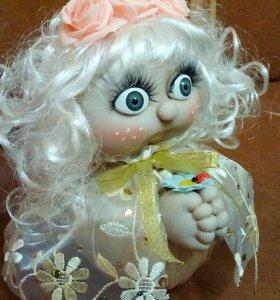 Куклы ручной работы. Подарок