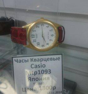 Часы Casio Mtp1093