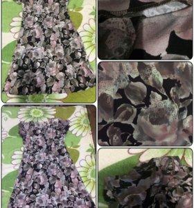 2 разных платья