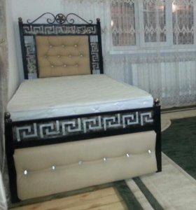 Кровати одно спальние