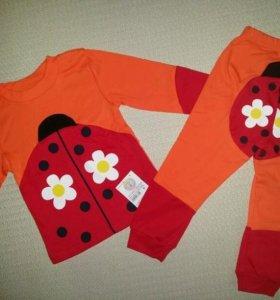 Новые костюмчики для садика и дома