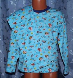 Новая пижама размер 122