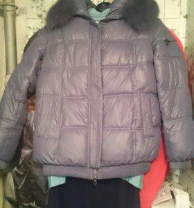 Куртки новые зимние
