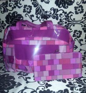 Новая сумка +подарок