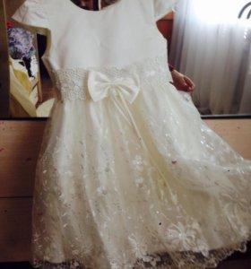 Платье шарманте!!!ОДевалось один раз !