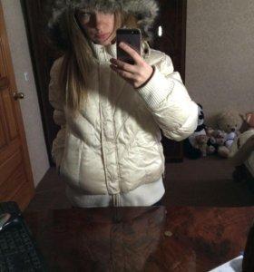 Куртка Reebok.Зима