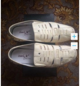 Туфли летние , размер 43