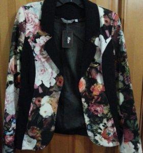 Пиджак р.46 новый