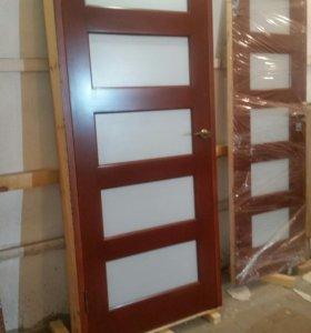 Двери банные,межкомнатные