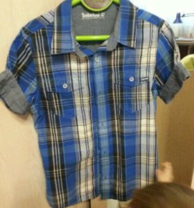 Рубашки Timberland р.140