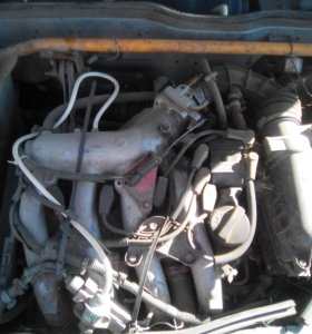 Двигатель 21124 1,6 в сборе
