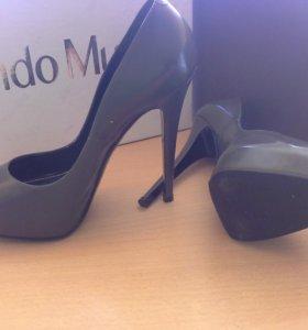 Nando Muzi новые туфли