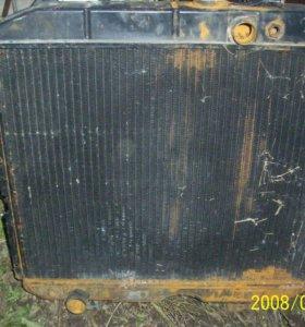 Радиатор от газ 66