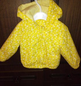 Детская куртка