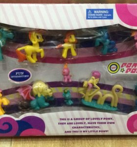 """Набор """"My Little pony"""""""