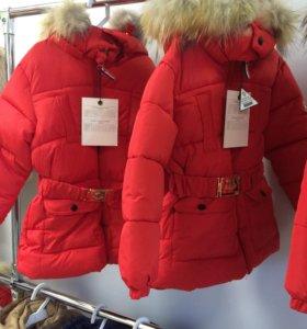 Куртка зима Moncler