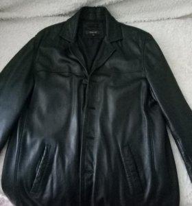 Куртка  Пиджак с натуральной кожи