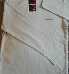 Лонгслив НОВЫЙ (футболка с рукавами)