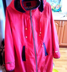 Куртка женская р-р 50