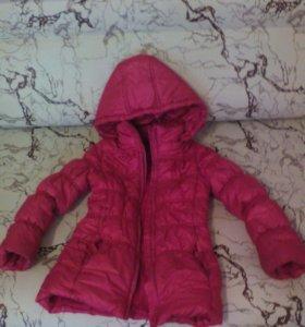 Куртка на осень,тёплую зиму