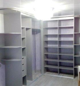 Кухня и шкафы изготовление.
