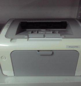 Принтер hp 1102