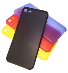 Ультратонкий чехол для iPhone 7