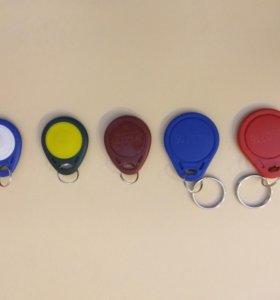 Изготовление дубликатов домофонных ключей RFID