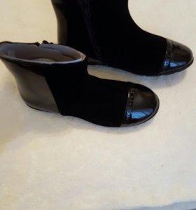 Ботинки новые в упаковке