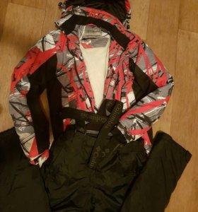 Куртка зимняя   на меху Colambia