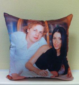 Фото подушка