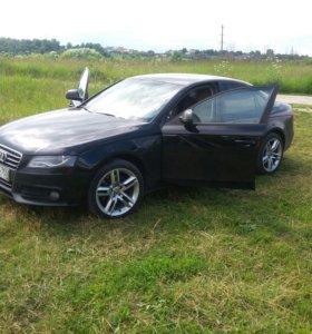 Audi A4 IV (B8)