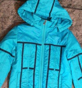 Курточка на 9-11лет