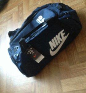 Сумка-рюкзак Nike новая