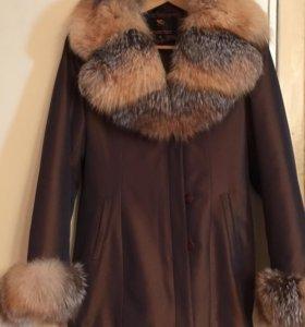 Зимняя куртка. Пихора