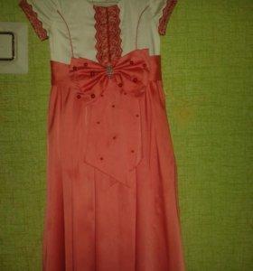 Платье нарядное 110-122