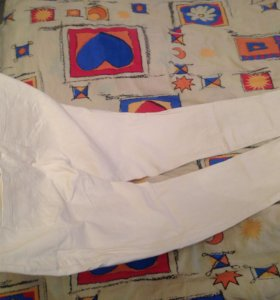 Белые штанишки befree 👖