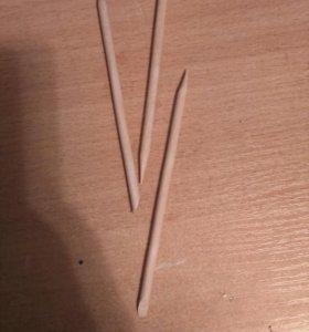 Палочки для маникюра